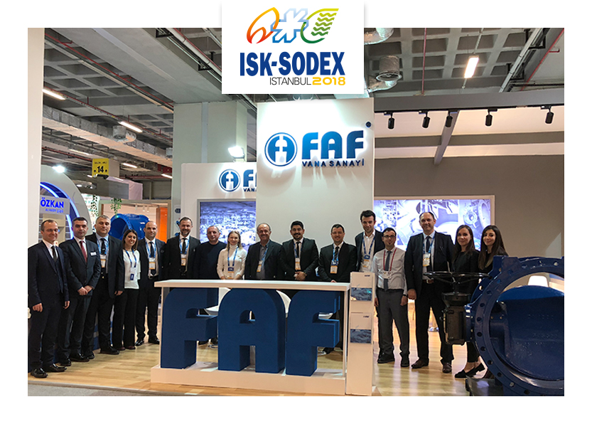 ISK SODEX ISTANBUL 2018 EXHIBITION
