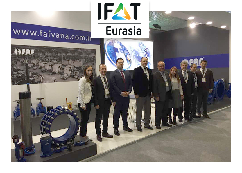 IFAT EURASIA 2017 FUARIMIZ