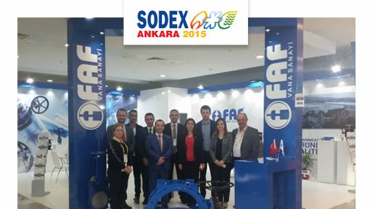 SODEX ANKARA 2015 EXHIBITION