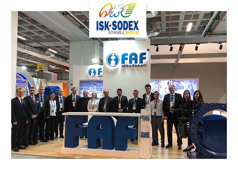 ISK SODEX 2018 FUARIMIZ