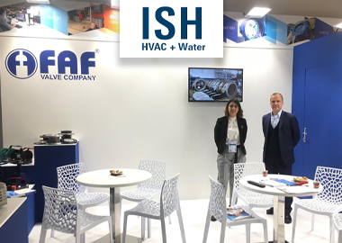 ISH WORLD'S LEADING TRADE FAIR HVAC+WATER