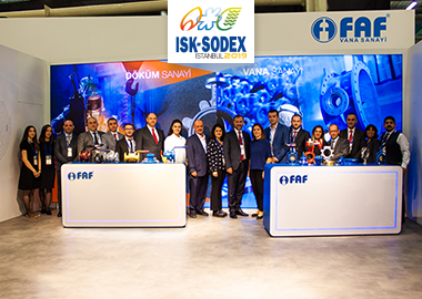 ISK SODEX İSTANBUL 2019