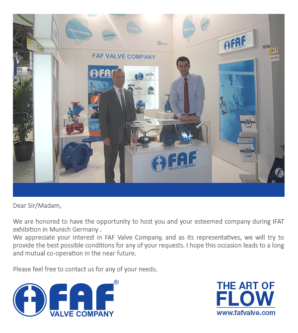 IFAT GERMANY EXHIBITION