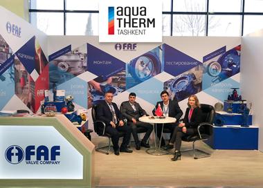 AQUATHERM Ташкент 2019