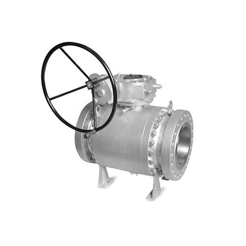 faf_trunnion_ball_valve
