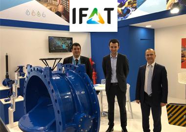 IFAT EXPO 2018 Münih, ALMANYA