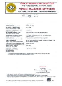 Pislik Tutucu TS11494